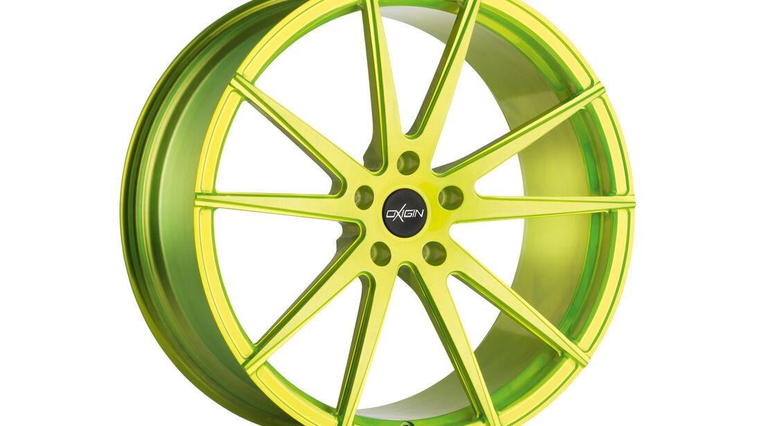 Oxigin Oxforged Eins Grün