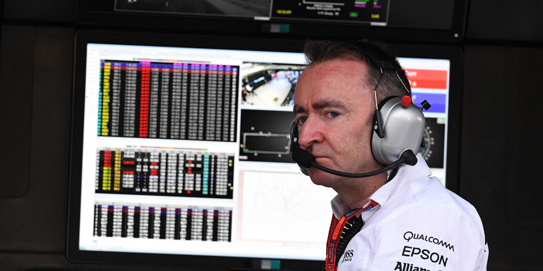 Paddy Lowe - Mercedes - Formel 1 - GP Aserbaidschan - Baku - 17. Juni 2016