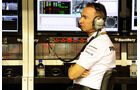 Paddy Lowe - Mercedes - Formel 1 - GP Singapur - 19. September 2014