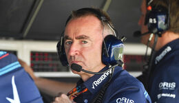 Paddy Lowe - Williams - F1 2018