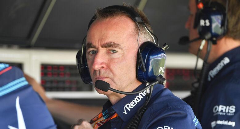 Paddy Lowe - Williams - F1 2018