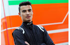 Pascal Wehrlein - Force India - Formel 1-Test - Barcelona - 19. Februar 2015