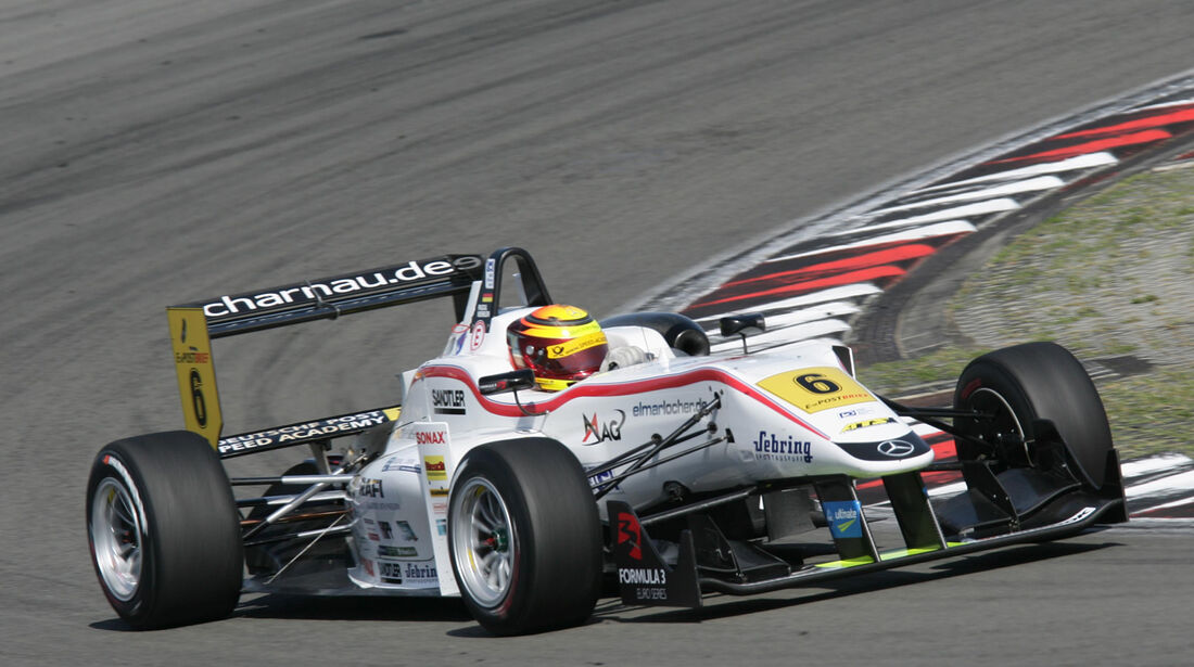Pascal Wehrlein Formel 3
