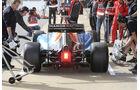 Pascal Wehrlein - Manor Racing - Formel 1-Test - Barcelona - 23. Februar 2016