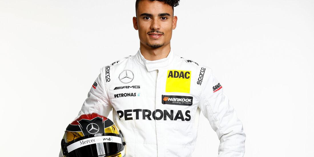 Pascal Wehrlein - Mercedes - Porträt - DTM 2018