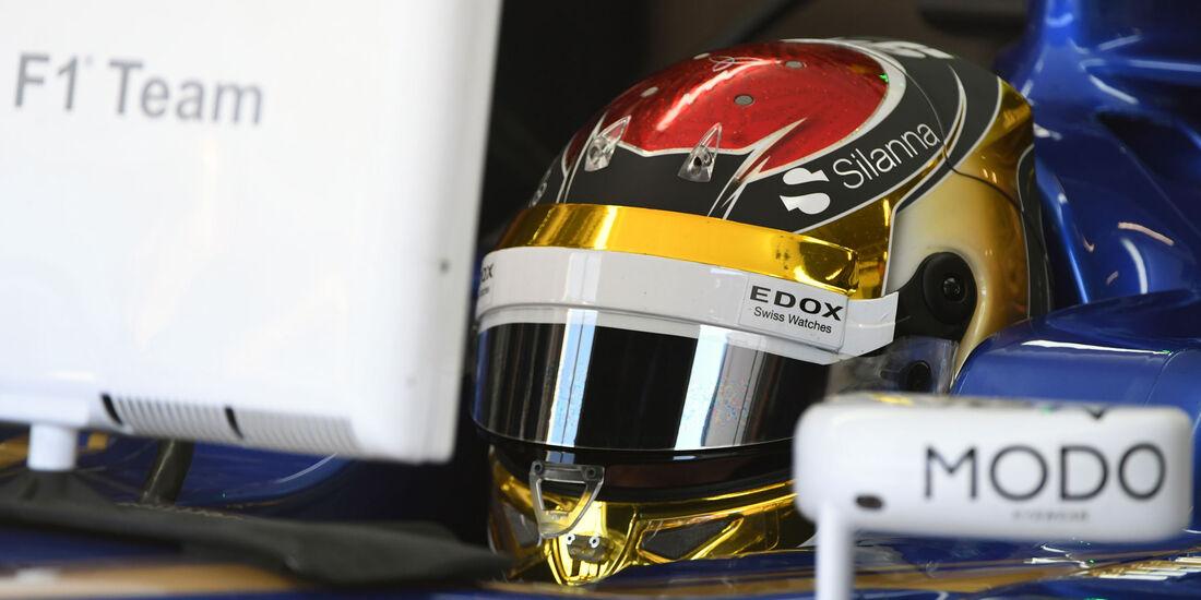 Pascal Wehrlein - Sauber - GP Österreich - Spielberg - Formel 1 - Freitag - 7.7.2017
