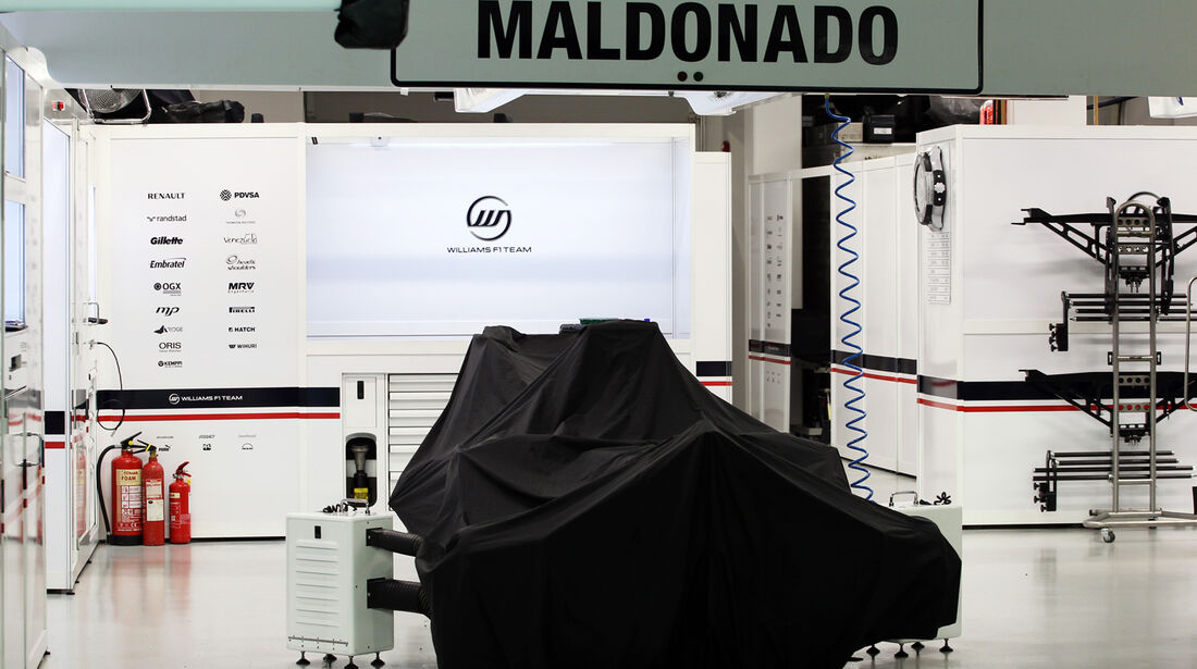 Pastor Maldonado F1 Singapur 2012