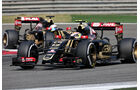Pastor Maldonado - Formel 1 - GP China 2015