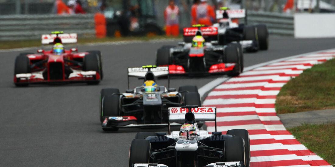 Pastor Maldonado - GP Korea 2013