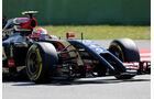 Pastor Maldonado - Lotus - Formel 1 - GP Deutschland - Hockenheim - 19. Juli 2014