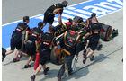 Pastor Maldonado - Lotus - Formel 1 - GP Malaysia - Sepang - 28. März 2014