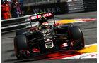 Pastor Maldonado - Lotus - Formel 1 - GP Monaco - Samstag - 23. Mai 2015