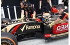 Pastor Maldonado - Lotus - Formel 1 - Test - Bahrain - 28. Februar 2014
