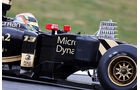 Pastor Maldonado - Lotus - Formel 1-Test - Barcelona - 21. Februar 2015