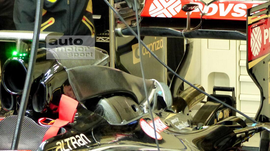 Pastor Maldonado - Lotus - Formel 1-Test - Jerez - 3. Februar 2015