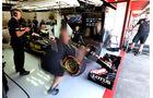 Pastor Maldonado - Lotus - GP Spanien - Qualifying - Samstag - 9.5.2015