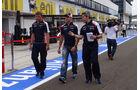 Pastor Maldonado - Williams - Formel 1 - Budapest - GP Ungarn - 26. Juli 2012
