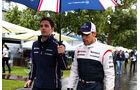 Pastor Maldonado - Williams - Formel 1 - GP Australien - 16. März 2013