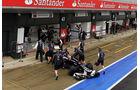 Pastor Maldonado - Williams - Formel 1 - GP England - Silverstone - 6. Juli 2012