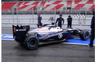 Pastor Maldonado - Williams - Formel 1 - Test - Barcelona - 1. März 2013