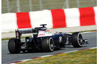 Pastor Maldonado - Williams - Formel 1 - Test - Barcelona - 2. März 2013