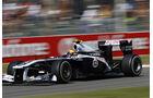 Pastor Maldonado Williams GP Italien 2011