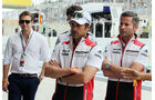 Patrick Dempsey - Formel 1 - GP Brasilien - 9. November 2014