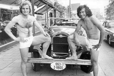 Was Beckenbauer, Netzer und Co.fuhren