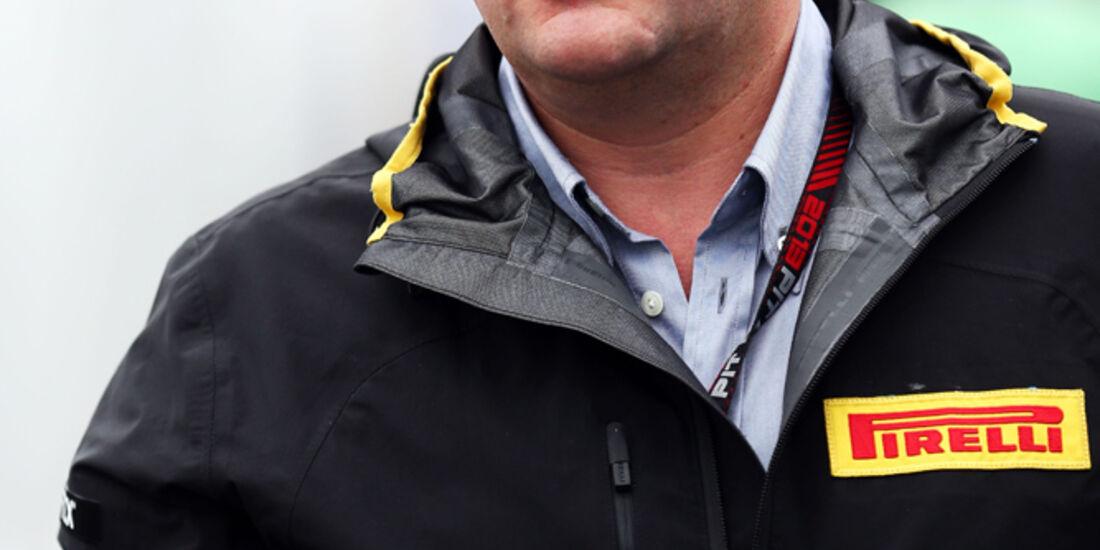 Paul Hembery - Pirelli - Formel 1 - GP Kanada - 8. Juni 2013