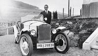 Paul Pietsch, Rennfahrer, DKW P15 Roadster