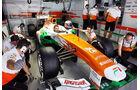 Paul di Resta - Force India - Formel 1 - GP Indien - 26. Oktober 2013