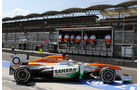Paul di Resta - Force India - Formel 1 - GP Ungarn - 26. Juli 2013