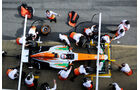 Paul di Resta - Force India - Formel 1 - Test - Barcelona - 3. März 2013