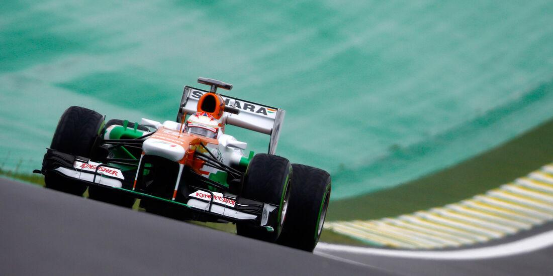 Paul di Resta - Force India - GP Brasilien - 23. November 2013