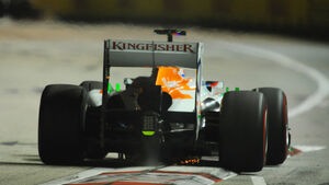 Paul di Resta - Force India - GP Singapur