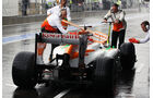 Paul di Resta - Formel 1 - GP Belgien - Spa-Francorchamps - 31. August 2012