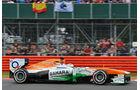 Paul di Resta - Formel 1 - GP England 2013