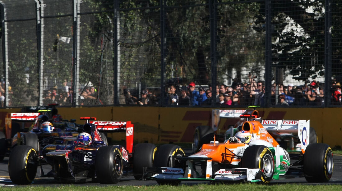 Paul di Resta GP Australien 2012