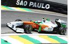 Paul di Resta GP Brasilien 2011