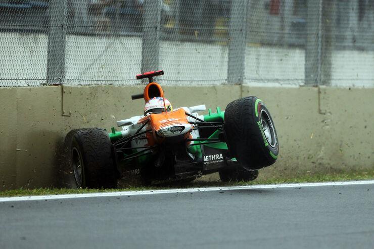 Paul di Resta GP Brasilien 2012