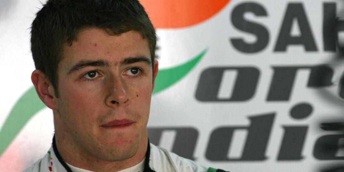 Paul di Resta - GP Indien - Training - 28.10.2011