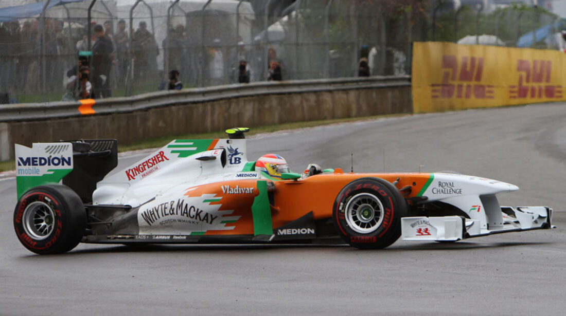 Paul di Resta GP Kanada 2011