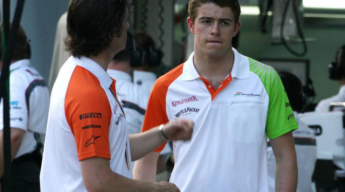 Paul di Resta - GP Malaysia 2011
