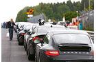 Perfektionstraining 2015, Porsche