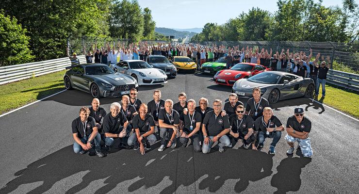 Perfektionstraining - sport auto - Nordschleife - Nürburgring 2017