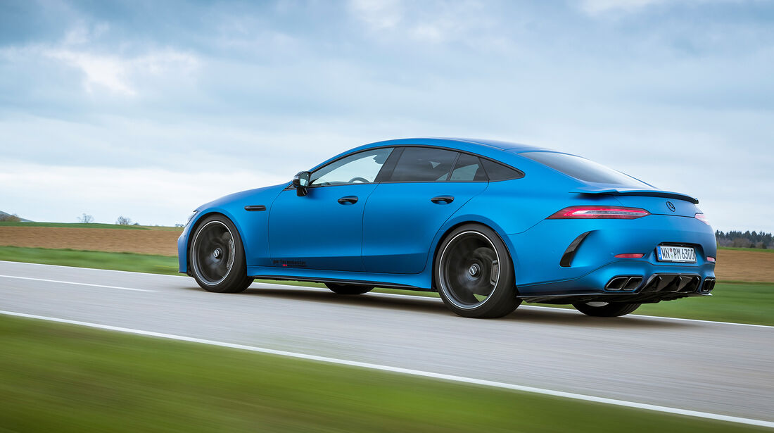 Performmaster-Mercedes-AMG GT 63 S - Tuning - Limousinen/Kombis - sport auto Award 2019