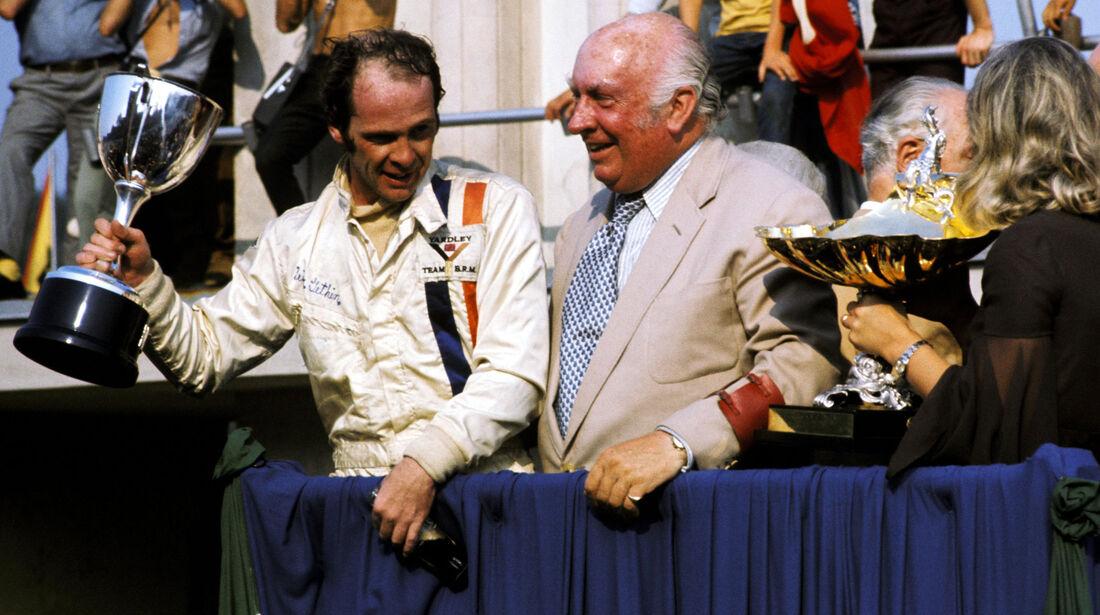 Peter Gethin - GP Italien 1971 - Monza