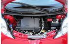 Peugeot 107, Motor