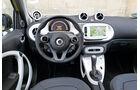 Peugeot 108 VTi 68, Cockpit