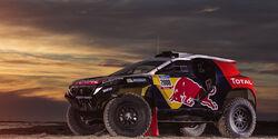 Peugeot 2008 DKR - Dakar 2015